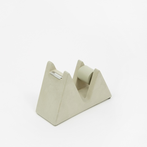 Concrete Tape Dispenser - Grey