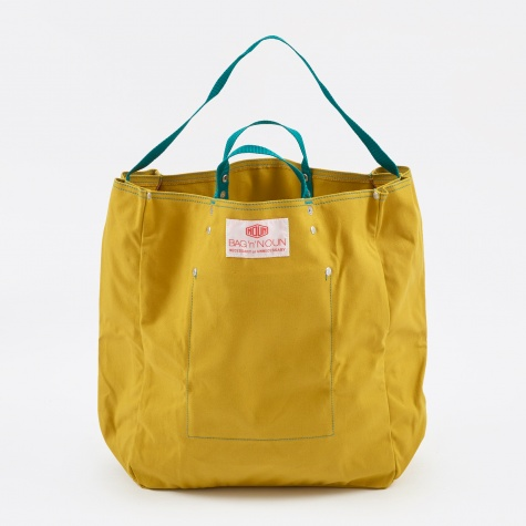 Bag 'n' Noun 11 Canvas Tool Bag - Mustard