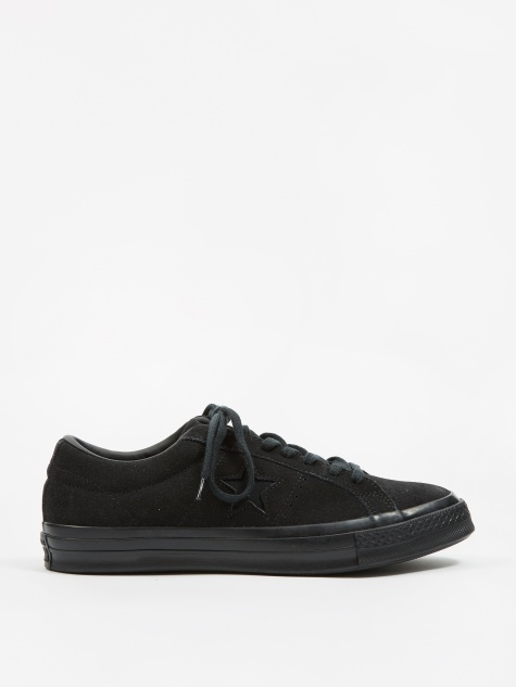 One Star Ox - Black/Black