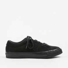 Converse One Star Ox - Black/Black