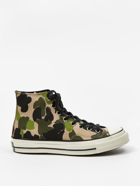 Chuck Tayor All Star 70 Hi - Camo