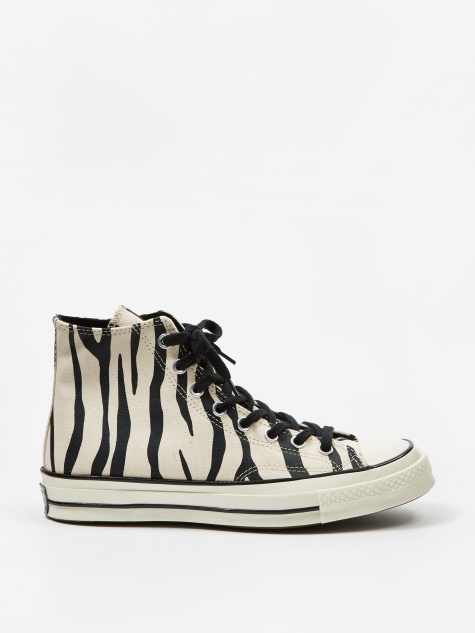 Chuck Tayor All Star 70 Hi - Zebra