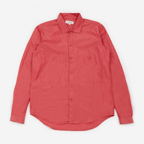 Doc Savage Shirt - Red