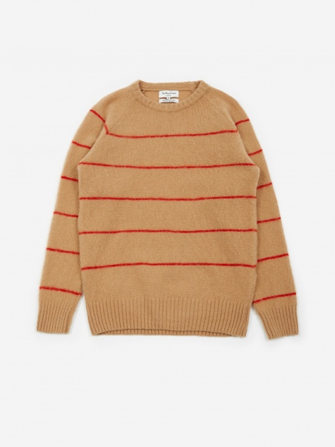 JAMC Crewneck Sweater - Tan