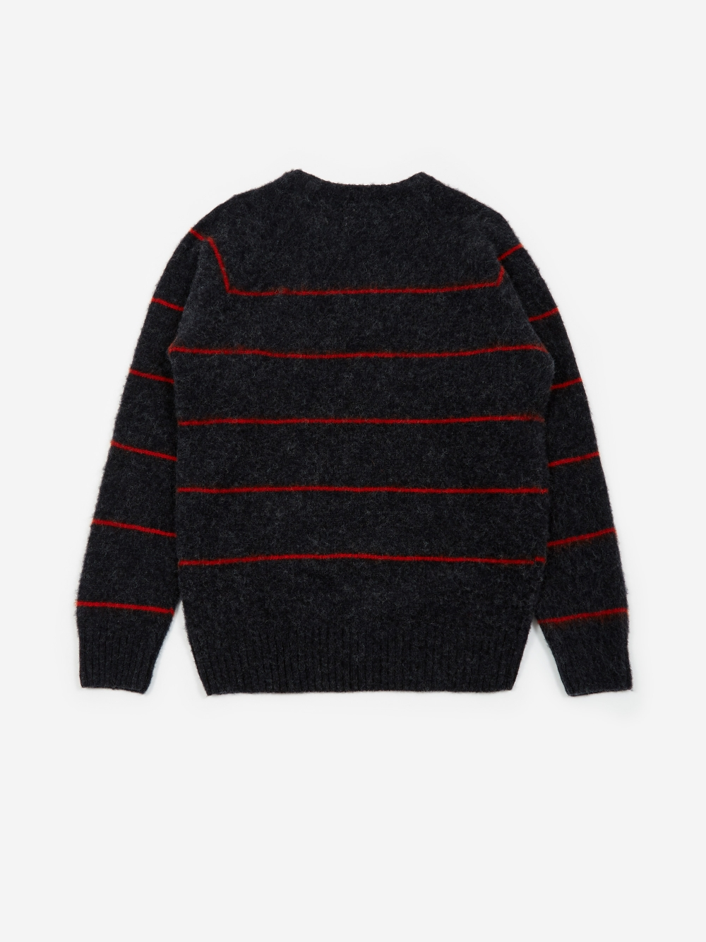 Ymc Jamc Crewneck Sweater Charcoal