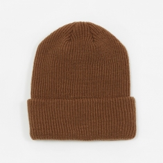 Unused Beanie Hat - Camel