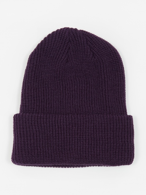 Beanie Hat - Purple
