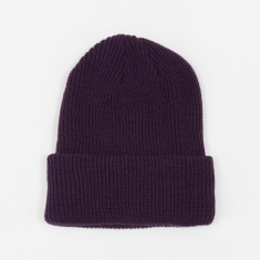 Unused Beanie Hat - Purple