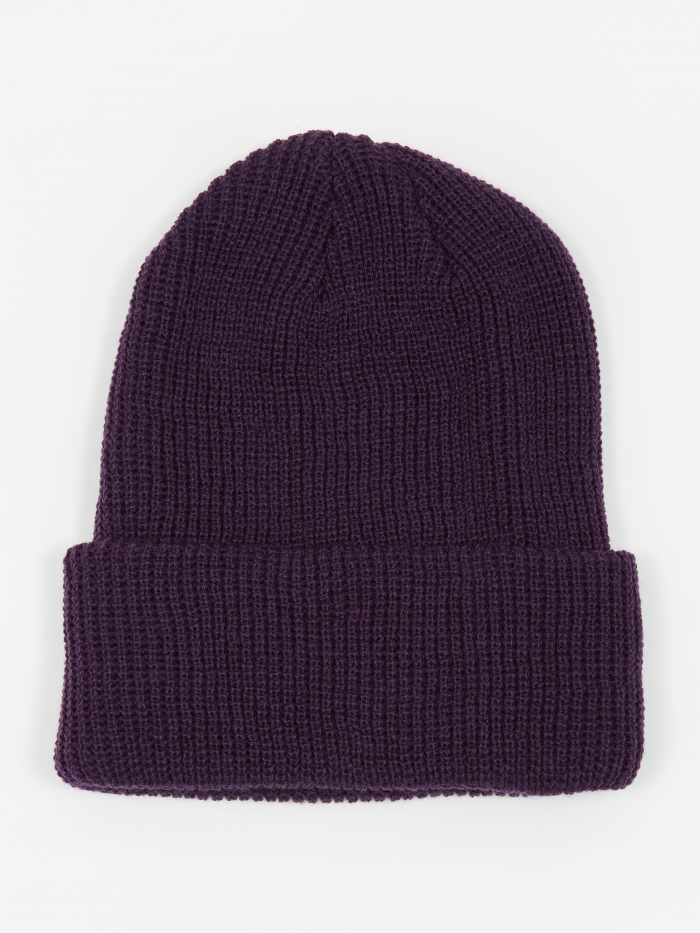 Unused Beanie Hat - Purple (Image 1)