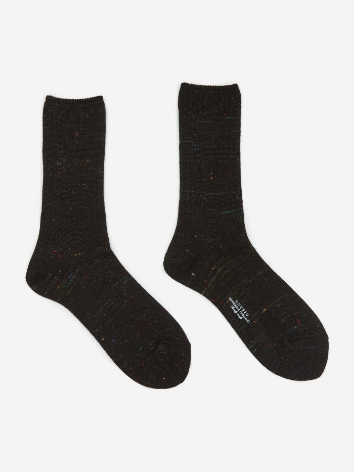 Unused Socks - Black (Image 1)