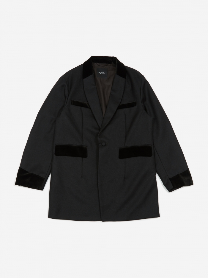 Unused Overcoat - Black (Image 1)