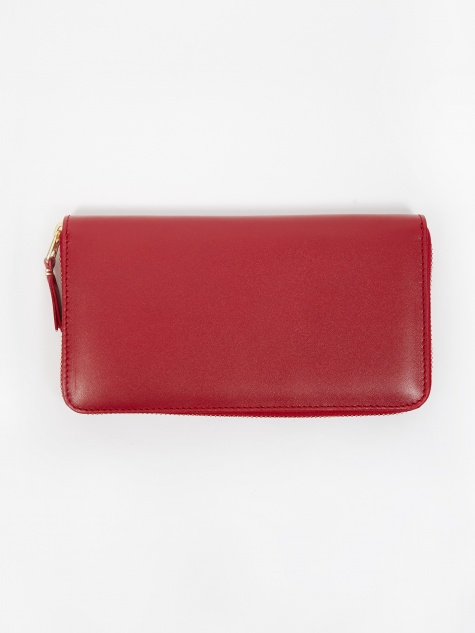 Comme des Garcons Wallet Classic Leather (SA0111) - Red