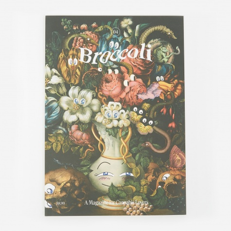 Broccoli Magazine - Issue 4