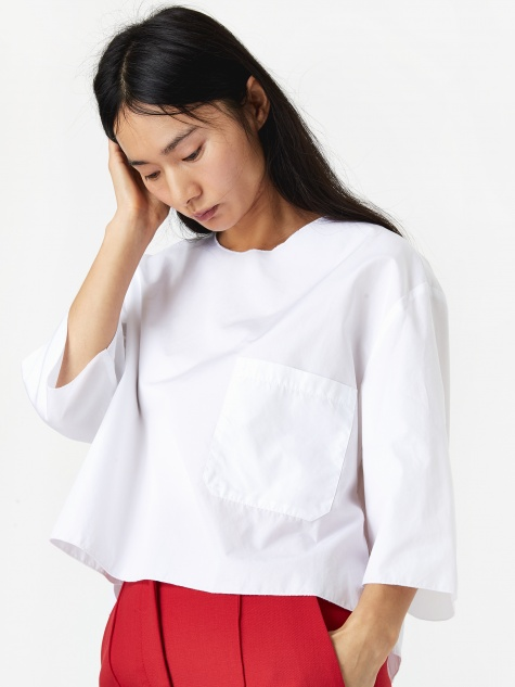 Lidia Top - White