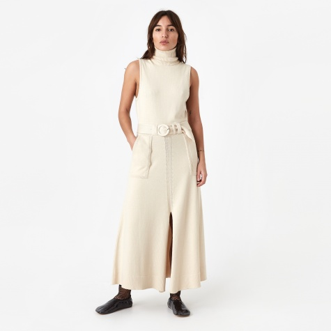 Elle Dress - Cream