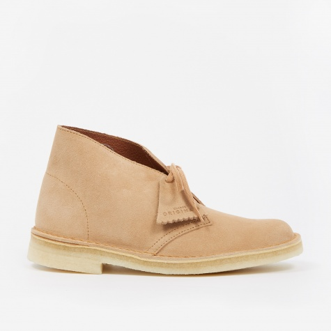 Clarks Desert Boot - Light Tan