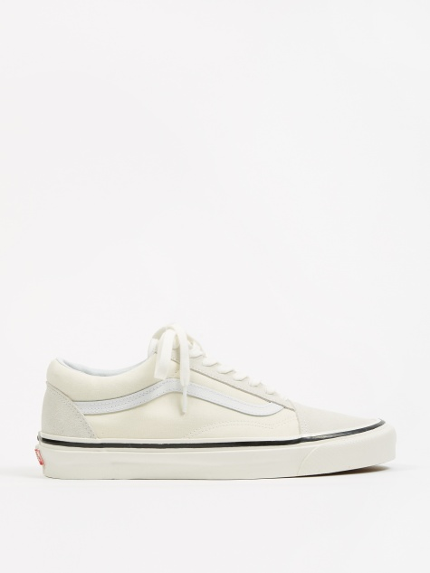 Vans Old Skool 36 DX - (Anaheim Factory) Classic White