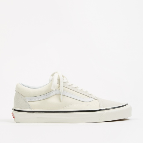 Old Skool 36 DX - (Anaheim Factory) Classic White