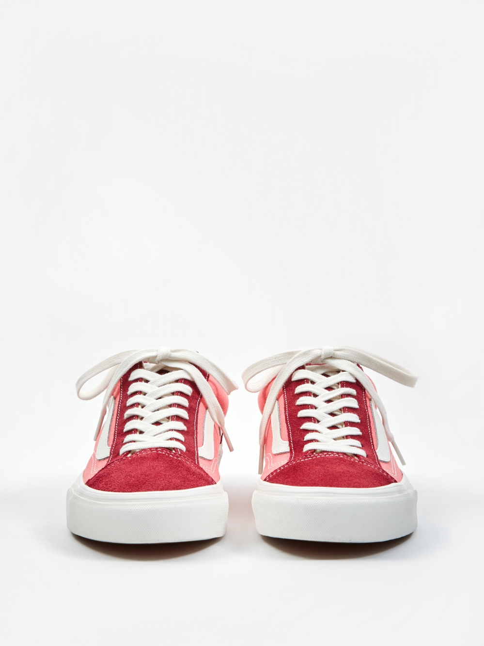 VANS Old Skool (Vintage Sport) Style 36 Rumba Red