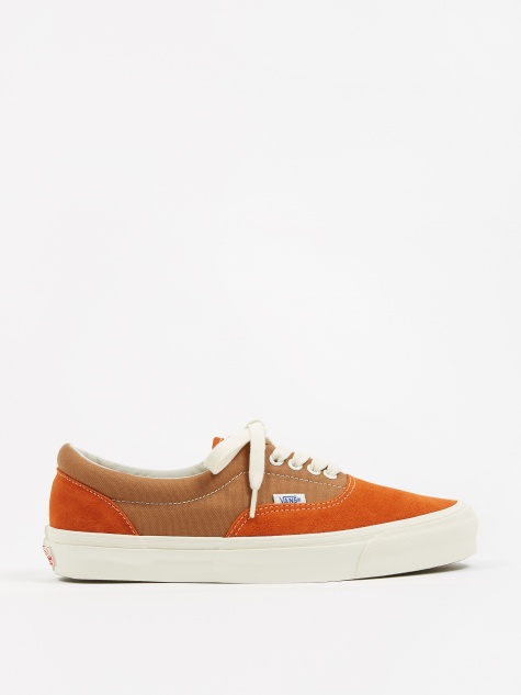 Vault OG Era LX - (Suede/Canvas) Rust/Chipmunk