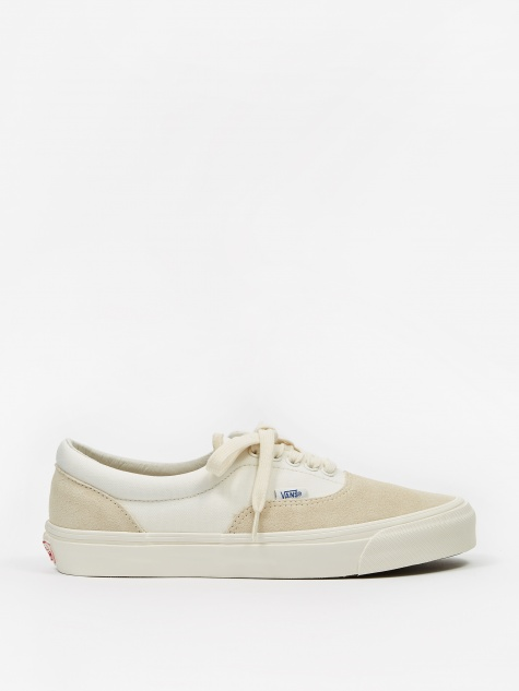 Vault OG Era LX - (Suede/Canvas) Seed Pearl/Marshmallow