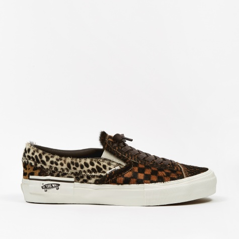 Vault Slip-On Cap LX - (Pony) Multi/Marshmallow
