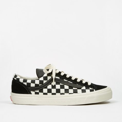 Vault x Modernica Style 36 LX - Black/Checkerboard
