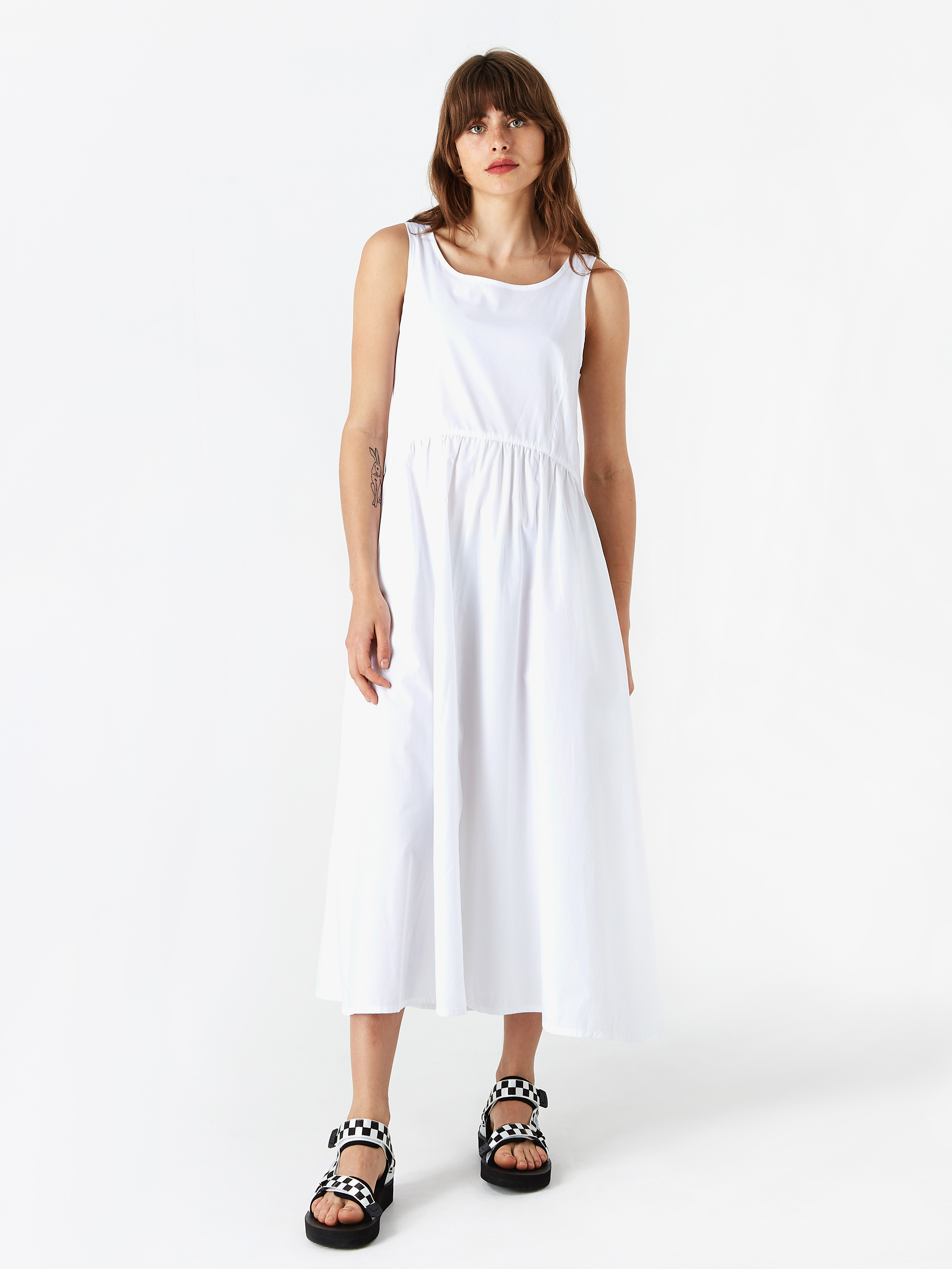 c9fde1d19 Casual Long White Summer Dresses