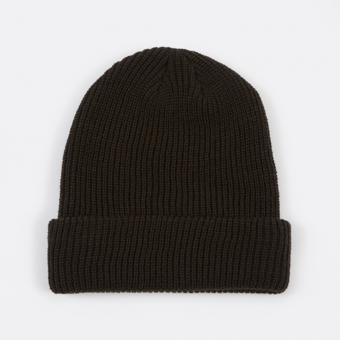 Unused Acrylic Beanie - Black (Image 1)