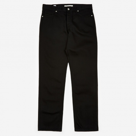 Norse Regular Denim - Black