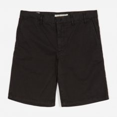 Norse Projects Aros Light Twill Short - Black