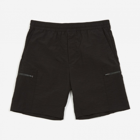 Luther Straight Short - Black