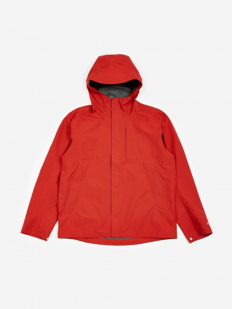 Fyn Shell Gore-Tex Coat - Askja Red