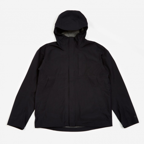 Fyn Shell Gore-Tex Coat - Dark Navy