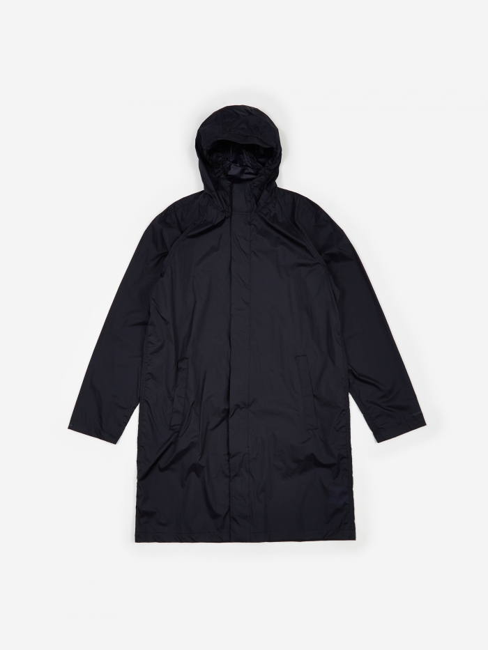 Norse Projects Elias Light Rain Jacket - Dark Navy (Image 1)