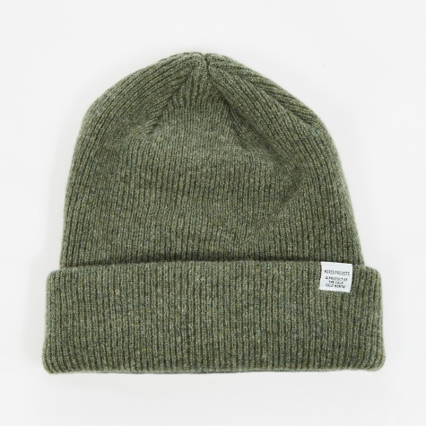 Beanie - Light Olive