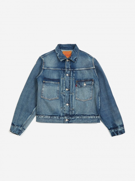 Levis Vintage Clothing 1953 Type II Jacket - Solar