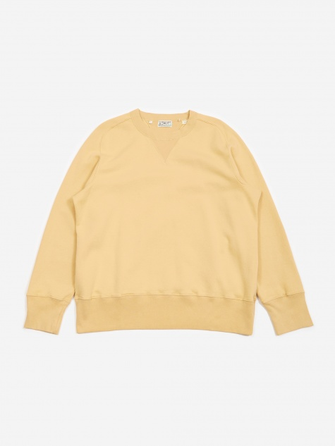 Levis Vintage Clothing Bay Meadows Sweatshirt - Custard