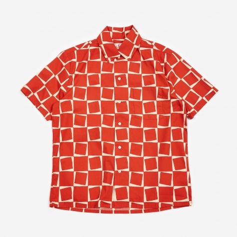 Levis Vintage Clothing 1950s Short Sleeve Shirt - Atomic Square