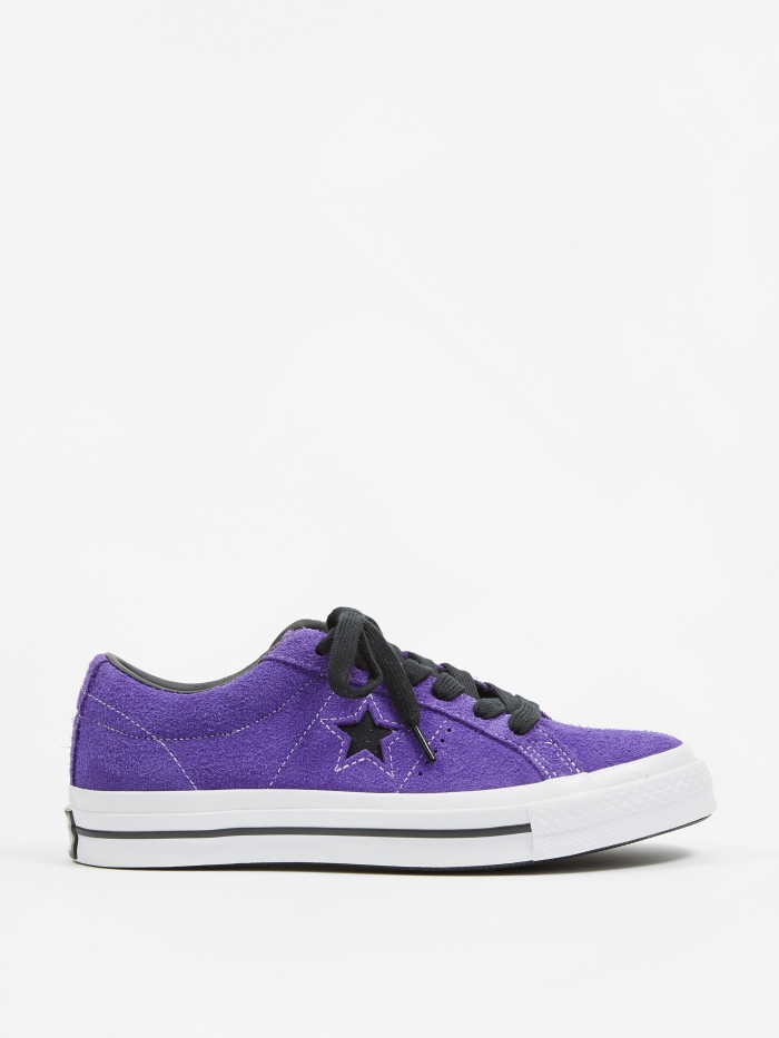 Converse One Star - Court Purple (Image 1)