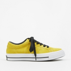 Converse One Star - Bold Citron