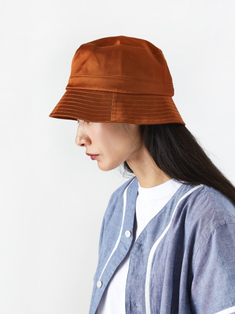 Serpico Bucket Hat - Rust
