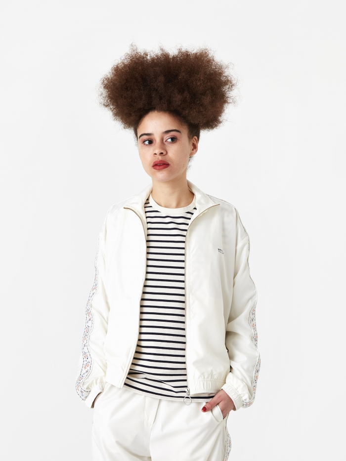Wood Wood Tekla Jacket - Off White (Image 1)