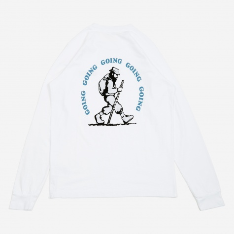 Han Longsleeve T-Shirt - Bright White