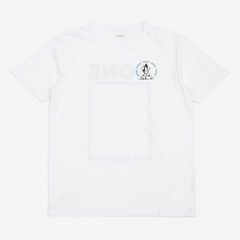 Gone Hiking T-Shirt - White