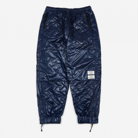 x P.A.M Perks And Mini Quilted Track Pant - Blue