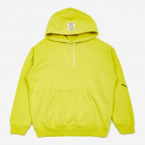 x P.A.M Perks And Mini Pull Over Sweatshirt - Green She