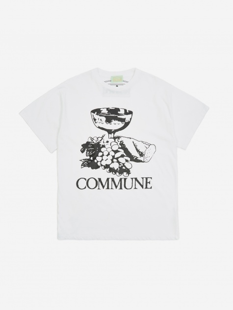 Commune T-Shirt - White