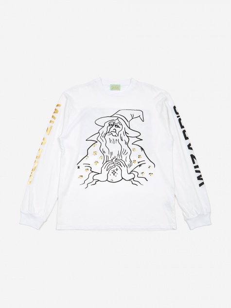 Wizards Longsleeve T-Shirt - White
