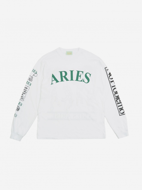 Warriors Longsleeve T-Shirt - White